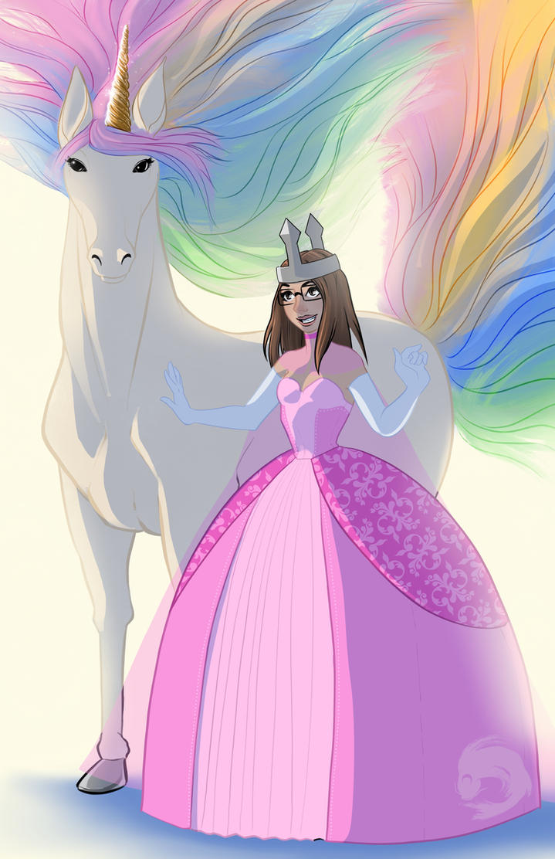 Princess Alex ( YouTube ! ) by SaoShinda
