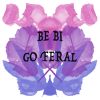 be bi, go feral by TheBlackCatMasque