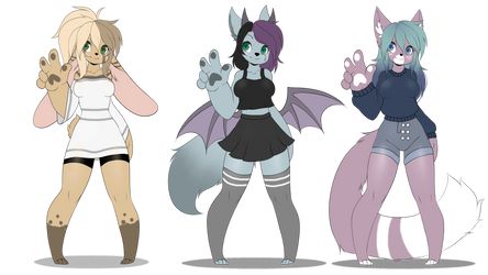Cheap Adopts [Furry Version] [CLOSED]