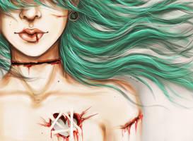 Violence by MaryVozhdaeva