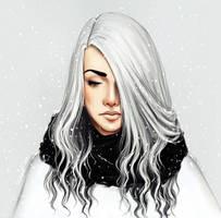 So cold by MaryVozhdaeva
