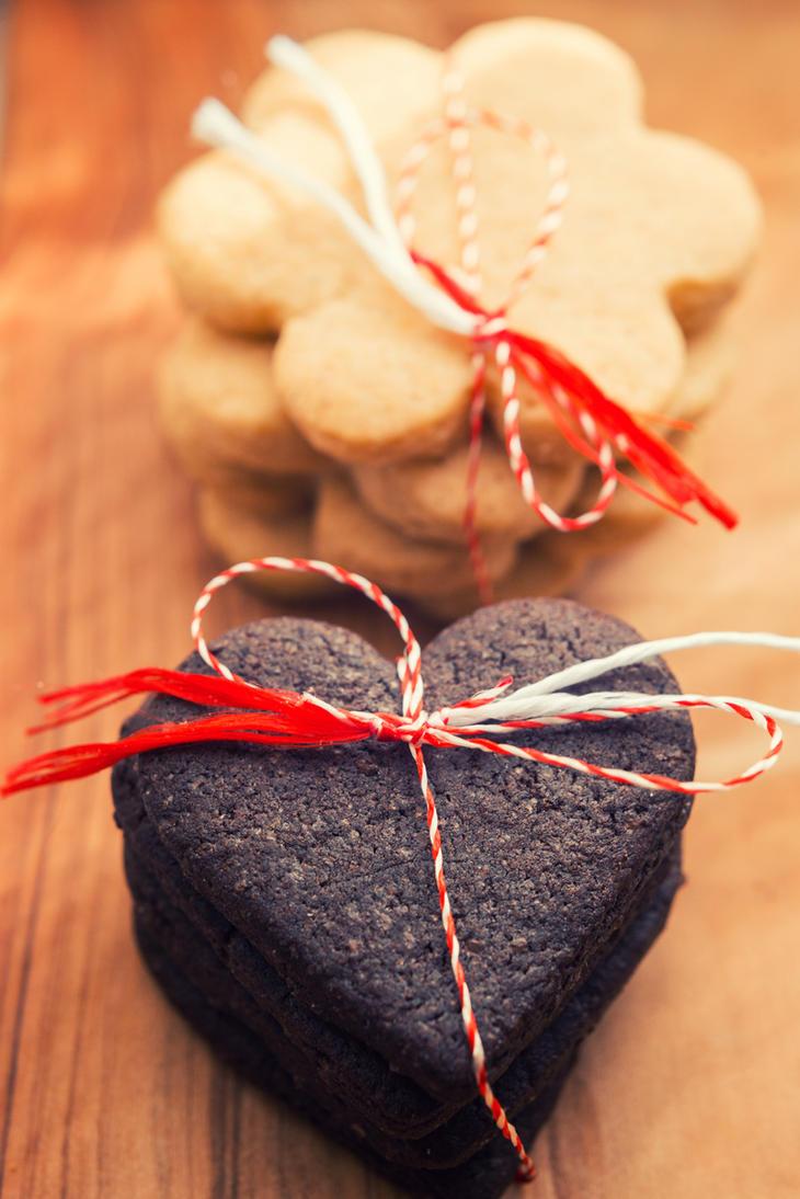 Chocolate cookies by MarinCristina