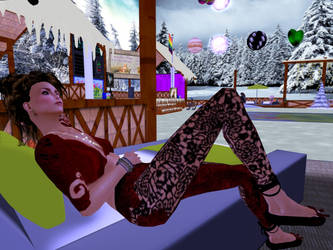 Just RelaxNChill by BevAnnieEnchanted