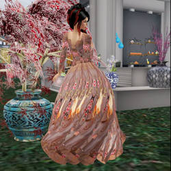 China Doll  Blossoms   by BevAnnieEnchanted