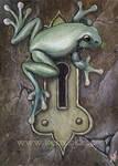 Naughty Little Frog