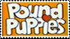 Pound Puppy Stamp