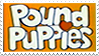 Pound Puppy Stamp by LittleTiger488