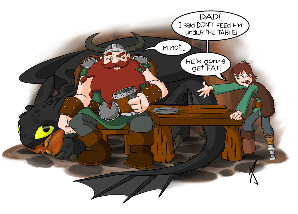 How not to train your dragon by littletiger488 on deviantart how not to train your dragon by littletiger488 ccuart Choice Image