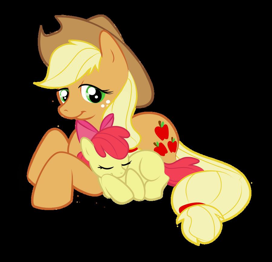 Apple Sisters by LittleTiger488