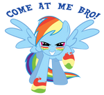 Dash Vector by LittleTiger488