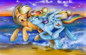 Summer Fun by LittleTiger488