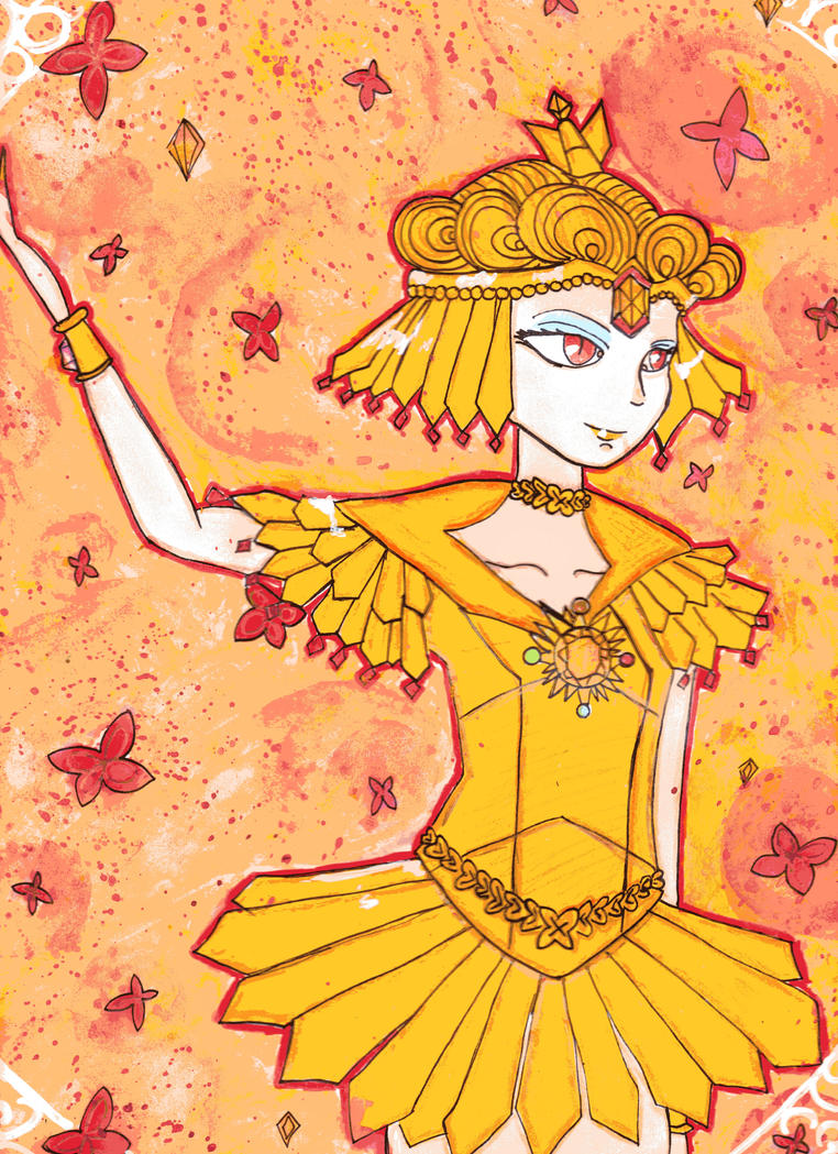 :.BSSM:Sailor Galaxia.: by kittyitty