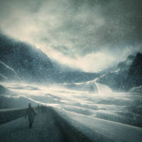 A Blizzard's wake by theflickerees