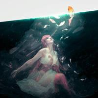 Sleeping Awake by CaelGibran