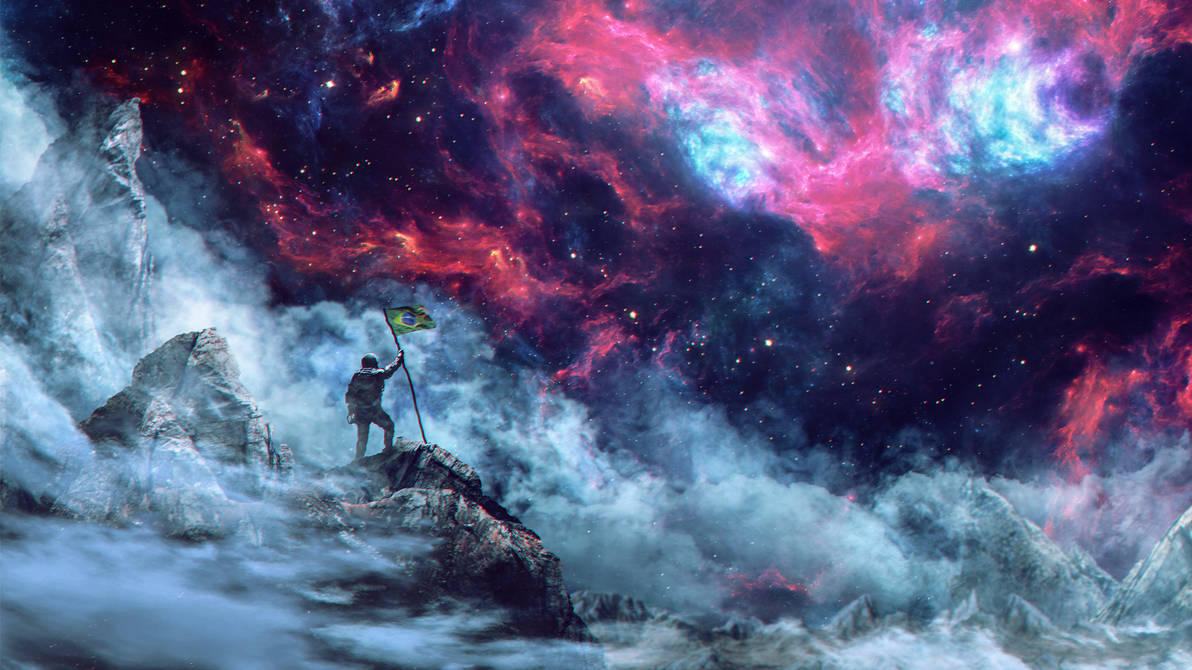 Edge of the Universe by CaelGibran