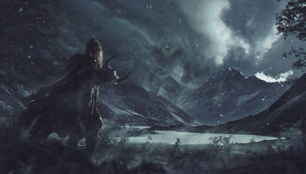 The Beast by CaelGibran