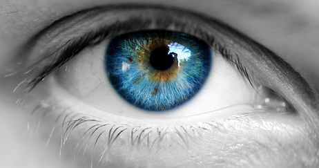 Selective Color Eye 1 by Critious