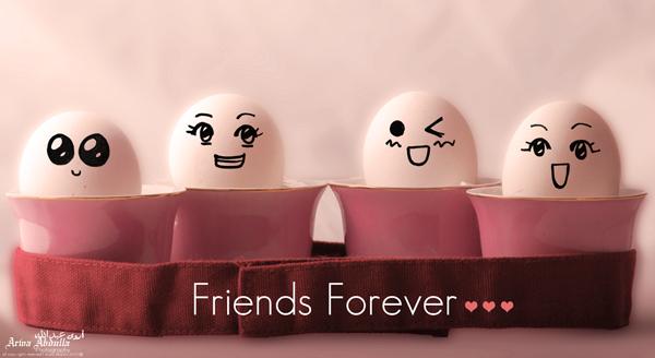 Friends Forever by STYLER20 on DeviantArt