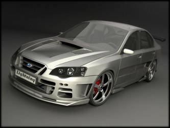 Subaru Legacy by corvin-spb