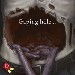 A Gaping Hole!