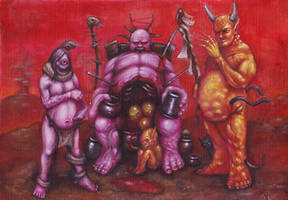 Demon Council