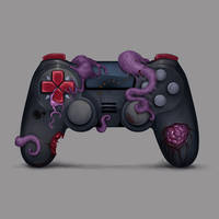 Demonic Game Pad