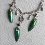 Beetle Wings with Onyx