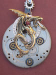 lusty gothic Steampunk Jewelry