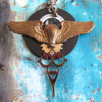 Military Steampunk Jewelry