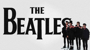 Simple Beatles Wallpaper