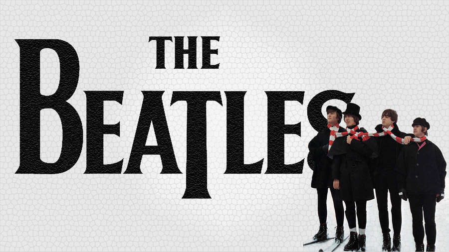 Simple Beatles Wallpaper By Tephy2