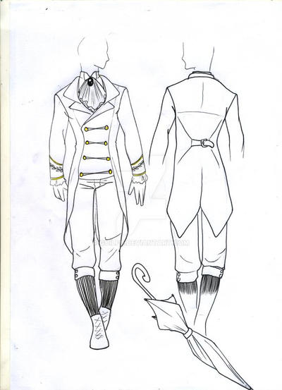 Dandy Sketch by Guilfo