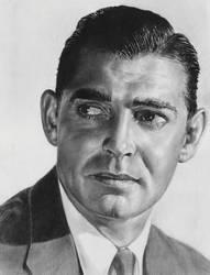 Clark Gable by phan-tom