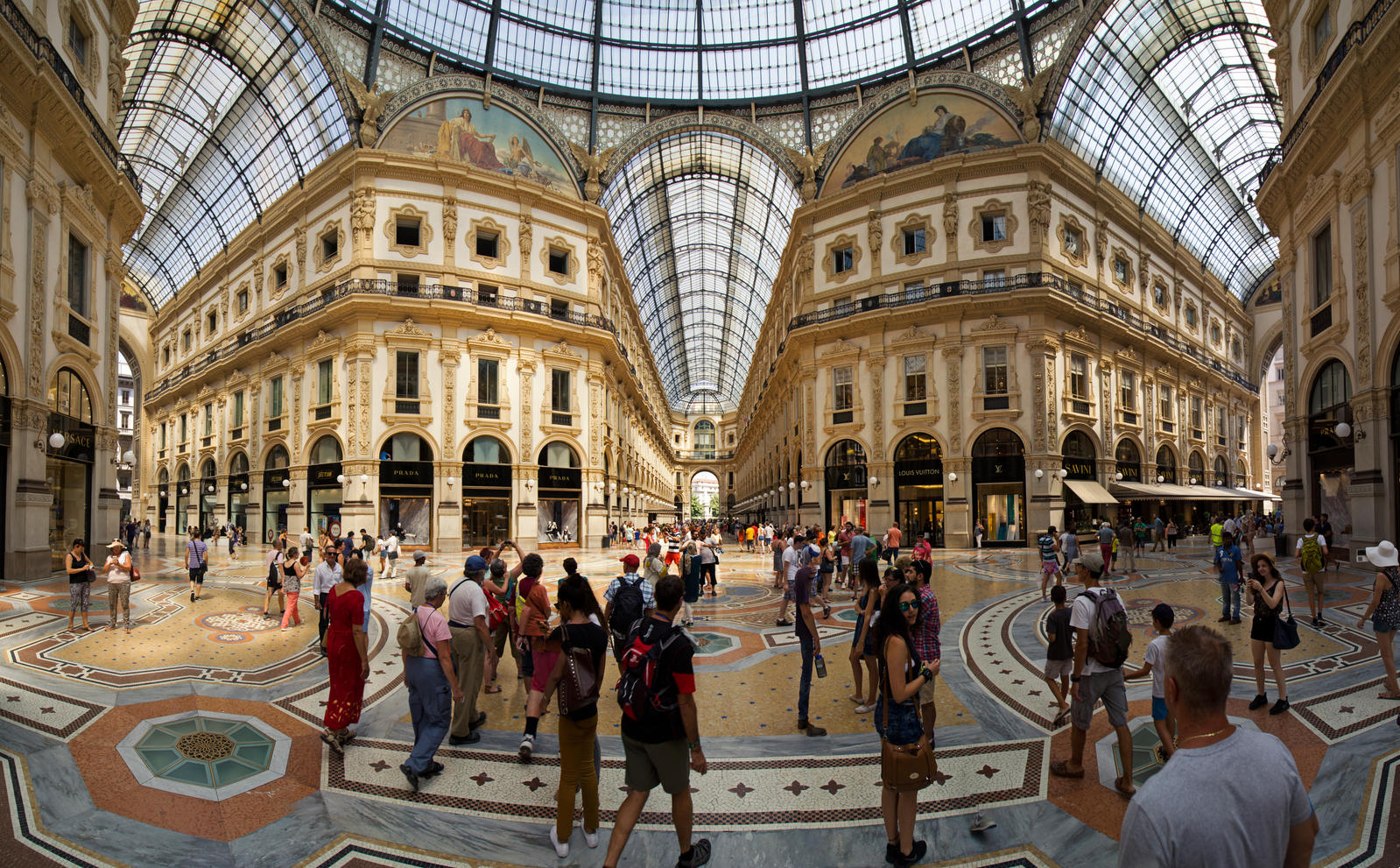 milano shopping center by gogoslav on deviantart