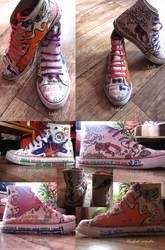 Glee sneakers