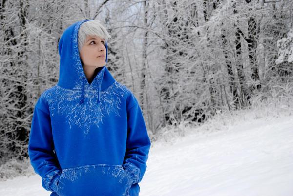 Jack Frost II by shisukoisa