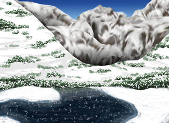 Lato League: National Park [Winter] by dia-phantom