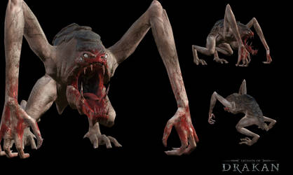 Legends Of Drakan: Scavenger by JBJHJM