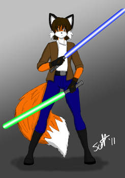 New Jedi Fox ID