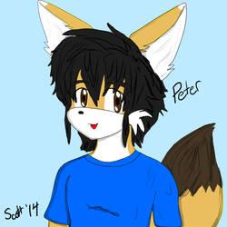 Peter Portrait (recolor)