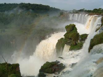 Iguacu falls by Spirogs