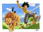Savanna Run for Captain-Sora