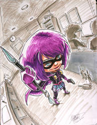 Hit Girl for Hit Girl
