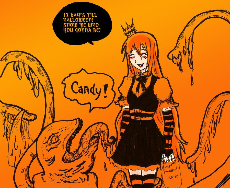 13 Days Till Halloween by finex666 on DeviantArt