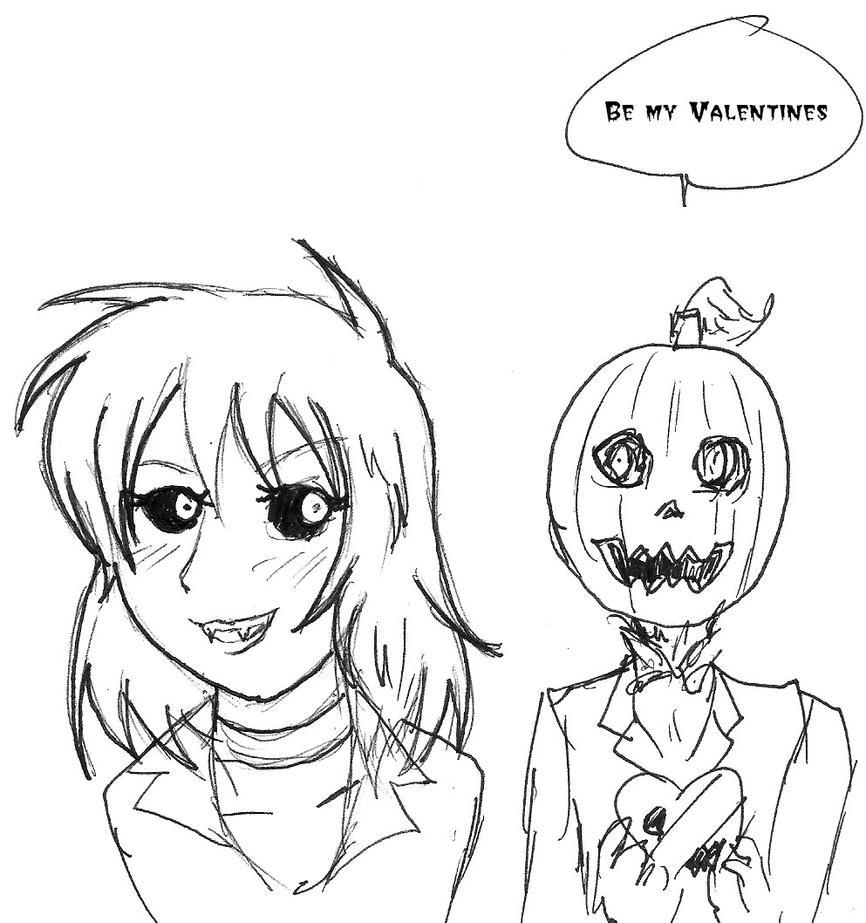 Valentines Gift Art by finex666