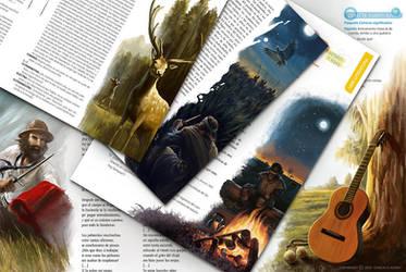 Gauchos - handbook illustrations II by gonzalokenny