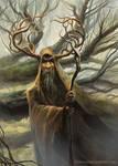 Kupuka, warlock ranger