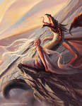 Daenerys, Mother of Dragons (Detail)