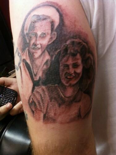 zo family portrait by westgate tattoo on deviantart. Black Bedroom Furniture Sets. Home Design Ideas