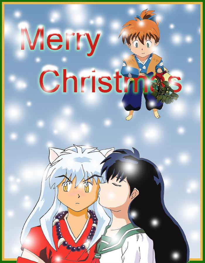 InuYasha Christmas by himeko on DeviantArt